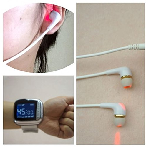 Tinnitus Relief at Home with Medicomat Tinnitus Laser Therapy Device by Medicomat
