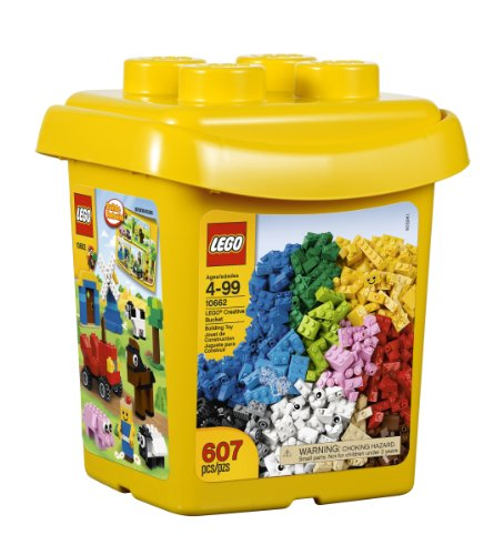 LEGO Bricks 10662 Creative Bucket