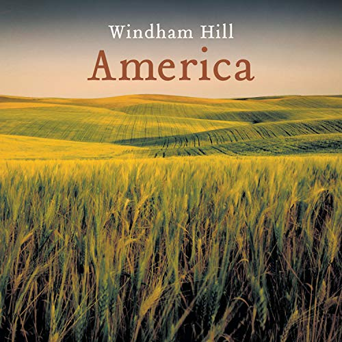 Windham Hill America (New Age Music Cd)