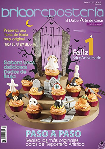 Bricorepostería Especial Halloween 7 (Spanish Edition) -
