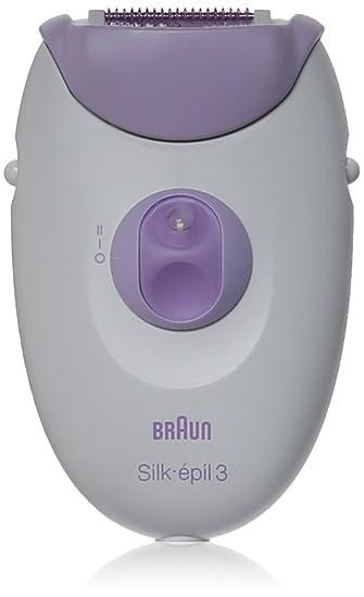 Amazon.com  Braun Silk-épil 3-3170 Women s Epilator 3dccd047e9