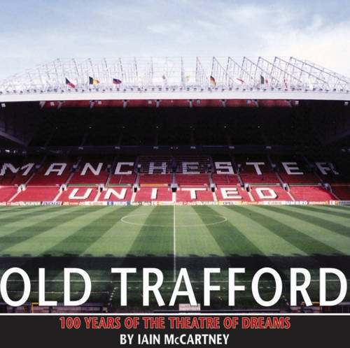 old trafford book - 2