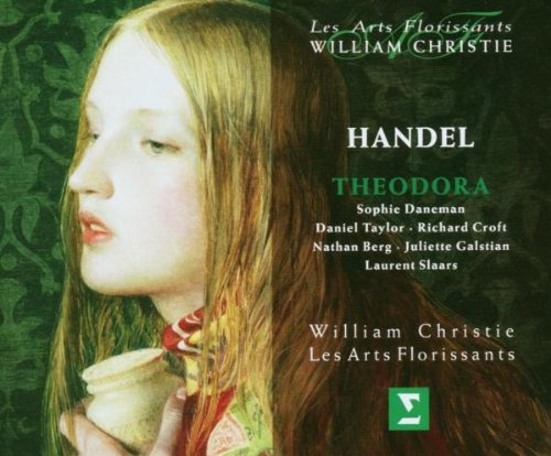 Handel: Theodora by Erato Disques