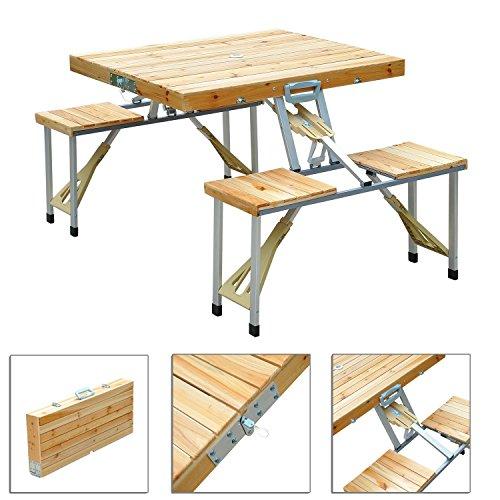 7' Long Outdoor Bench - 2