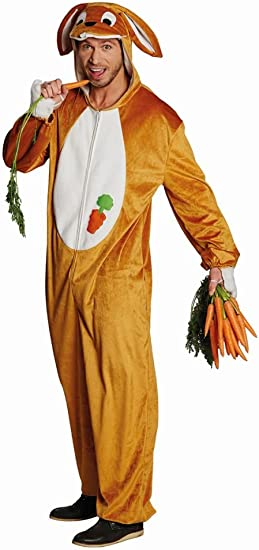 Conejo Disfraz Conejo Mono Disfraz Conejo Disfraz Para Hombre ...