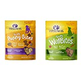 Wellness Soft Puppy Bites with Soft WellBites Dog ...