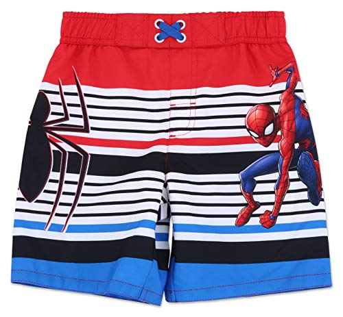 Dreamwave Toddler Boy Spiderman Swim Trunk 2T ()
