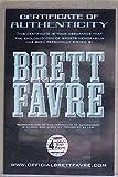 Brett Favre Autographed Green Packers Jersey