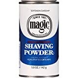 Magic Shaving Powder Blue Regular Strength 5 oz