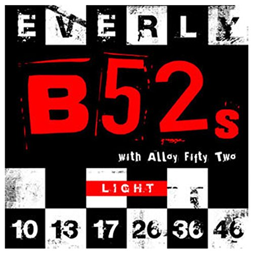 (Everly B-52 Electric Strings .010-.046 Light/9210)