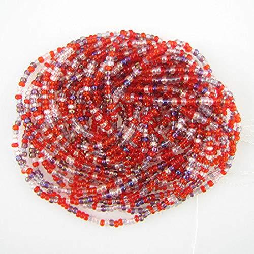 Jablonex Czech Seed beads 11/0 Mix melonberry m Hank