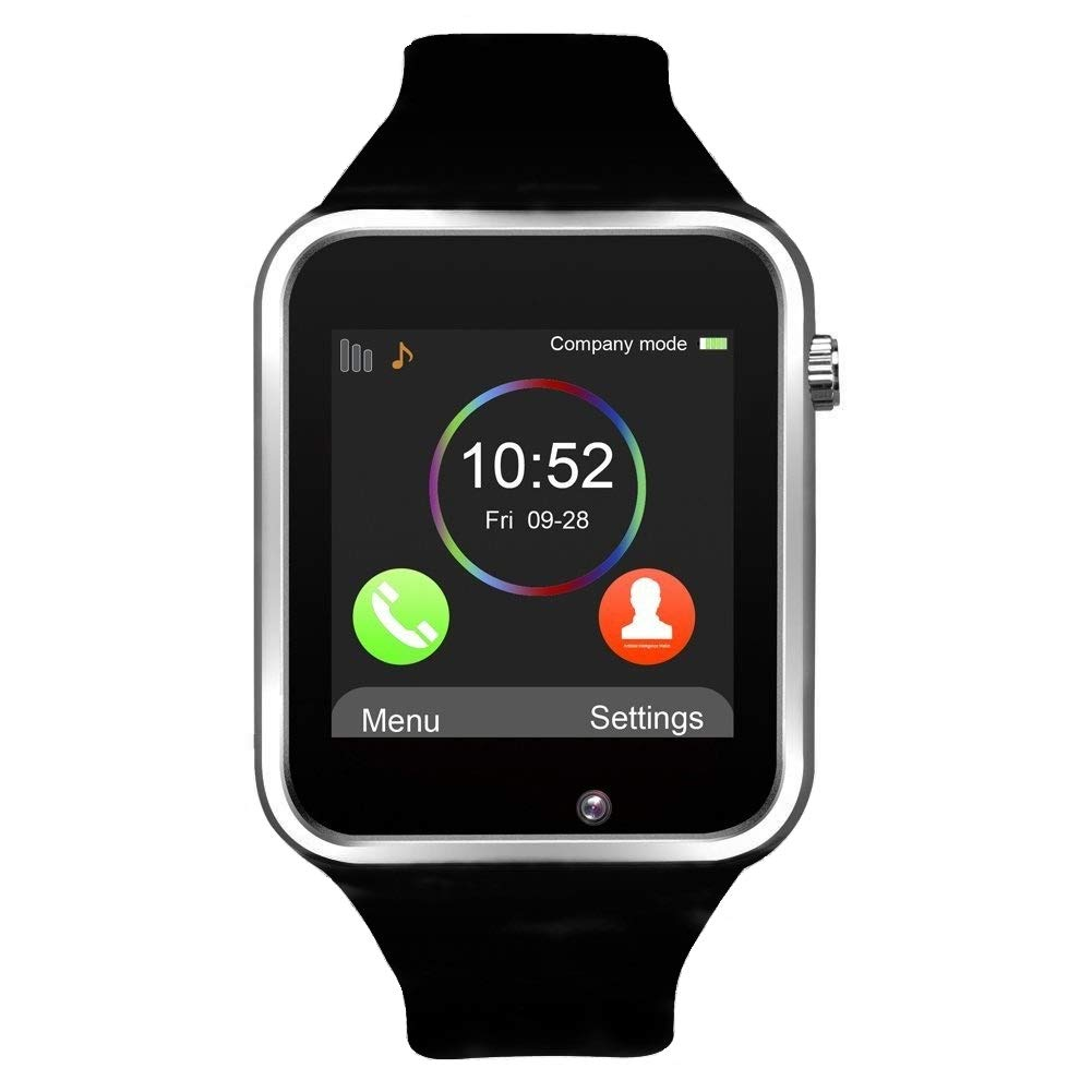 Amazon.com: Smart Watch, Sazooy Bluetooth Touchscreen Smart ...