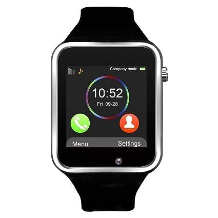 Amazon.com: Smart Watch, Sazooy Bluetooth Touchscreen Smart ...