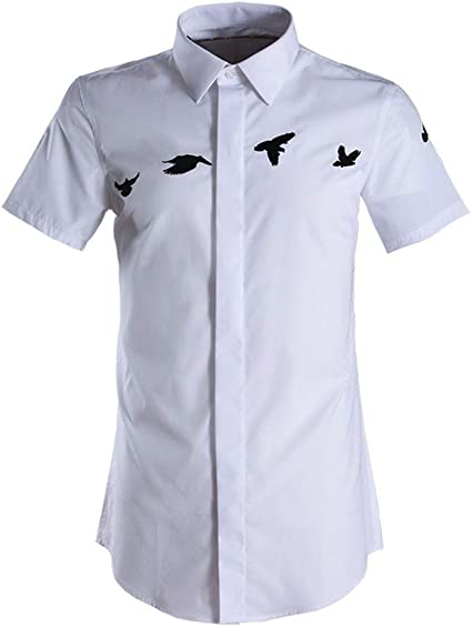 Camisas de los hombres Camisas de manga corta de verano for ...