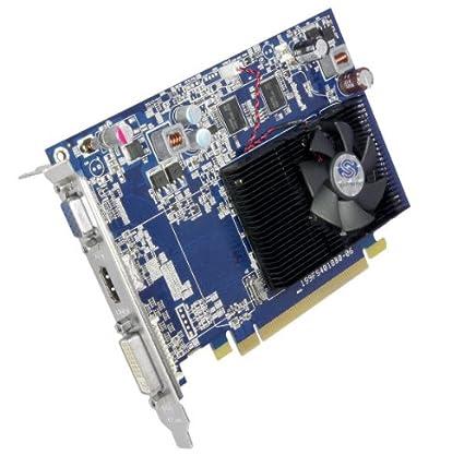 Sapphire HD 4650 512MB DDR2 PCI-E (Low Profile) - Tarjeta ...