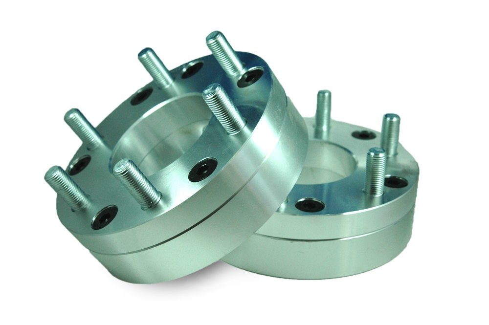 Wheel Adapter 5x4.75 to 6x5.5 - Pair