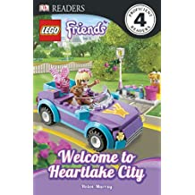 DK Readers L4: LEGO Friends: Welcome to Heartlake City