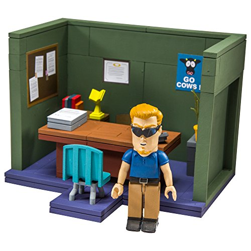 McFarlane Toys South Park Principal's Office Small Construction Set