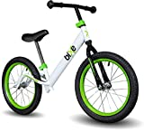 "Green Pro Balance Bike for Big Kids and Kids with Special Needs - 16"" No Pedal Glide Training Bicycle For Children Ages 5,6,7,8. Peddle-Less Bike Made For Fun Learning. -  Fox Air Beds"