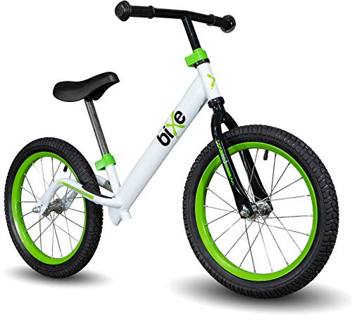 Glide Twin Pedal - Green Pro Balance Bike for Big Kids and Kids with Special Needs - 16
