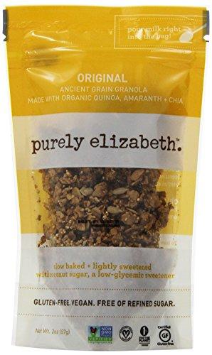 Purely Elizabeth Ancient Grain Granola Minis, Original, 2...