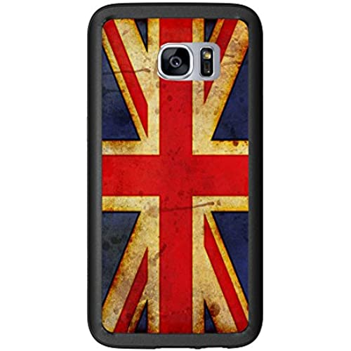 British Flag Union Jack Grunge For Samsung Galaxy S7 G930 Case Cover by Atomic Market Sales