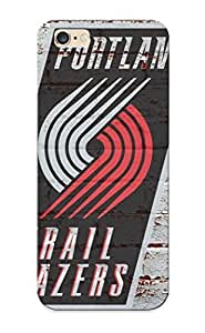 Blackducks New Arrival CHbSeH-624-Wvhdq Premium Case For Ipod Touch 4 Cover Case(portland Trail Blazers Nba Basketball (37) )