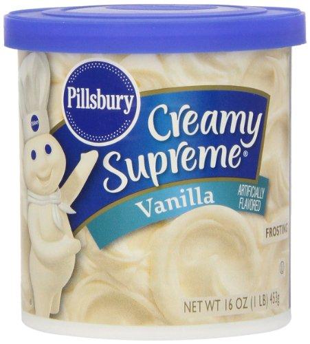 Pillsbury Vanilla Frosting