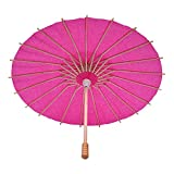 Party Butiko Pink Small Umbrella For kids