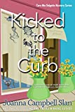 Book cover image for Kicked to the Curb (Cara Mia Delgatto Mystery Series Book 2)