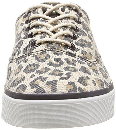 MLB Fibona 2 Damen Sneaker Braun - Marron (Brown Leopard)