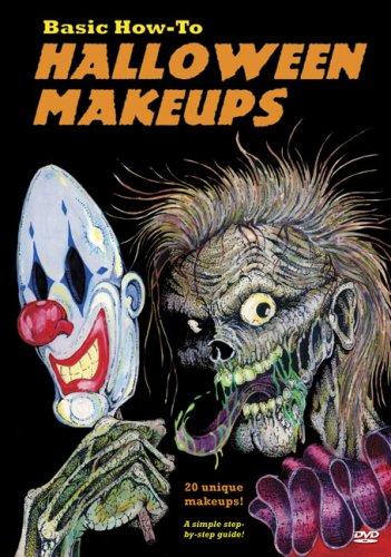Basic How-To Halloween Makeups -