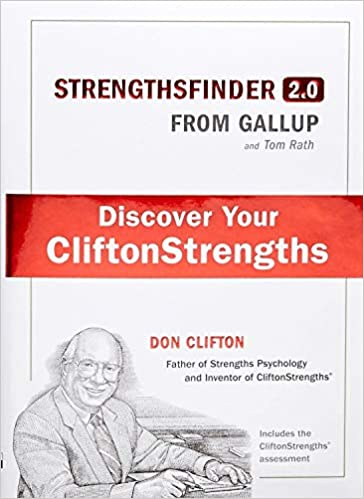 StrengthsFinder 2 0: Tom Rath: 0074994540415: Amazon com: Books