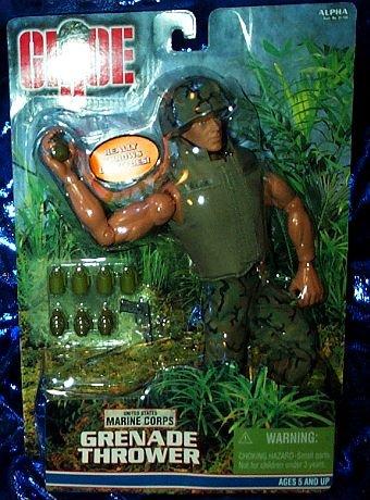 G.I. Joe Grenade Thrower 12