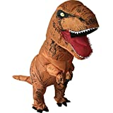 Luckysun Adult T-REX Dinosaur Inflatable Costume Suit