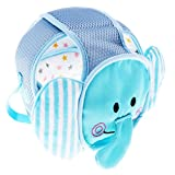 MagiDeal Baby Children Infant Adjustable Safety Helmet Headguard Protective Harnesses Cap - Elephant, 45-50cm