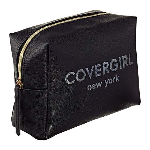 Covergirl New York Black Makeup Bag