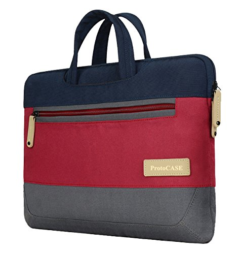 Big Save! ProtoCASE - 15-Inch Laptop and Tablet Bag, [2in1] Laptop Carrying Case Cover Sleeve Bag wi...
