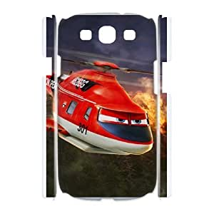 Samsung Galaxy S3 I9300 Csaes phone Case Planes Fire & Rescue JHYX90868