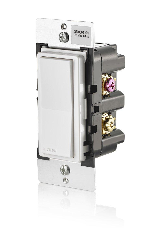 Leviton dd0sr-1z 120 VAC Decora Digital/Decora Smart aufeinander ...