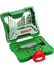 Bosch X-Line Classic Drill and Screwdriver Bit, 33-pcs, 2607019325