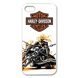 Harley Davidson Iphone 4s 4s Cover Case Ghost Rider Nicolas Cage Case