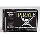 Magnetic Poetry Kit: Pirate