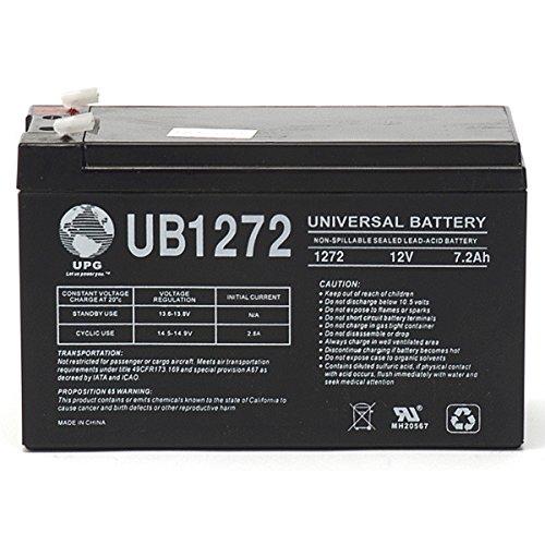 12v 7.2 Ah Battery - 5