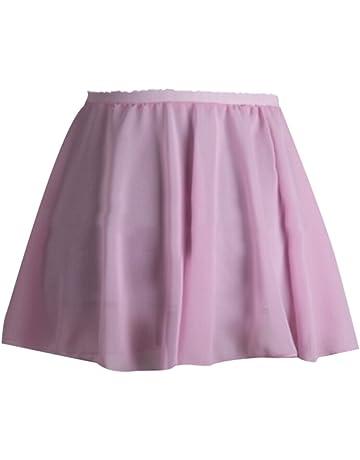 e7f212b496 GOGO TEAM Child & Adult Sheer Wrap Skirt Ballet Skirt Ballet Dance Dancewear