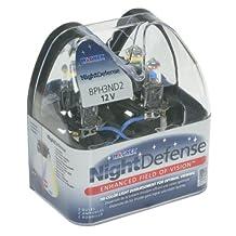 Wagner H3 NightDefense Headlight Bulbs, Pack of 2