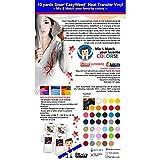 GERCUTTER Store - 10 Yards Heat Transfer Vinyl Siser EasyWeed 15