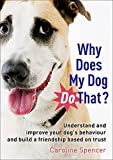 Why Does My Dog Do That?: Understand and Improve Your Dog's Behaviour and Build a Friendship Based on Trust