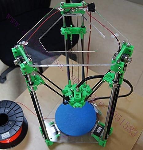 ARBUYSHOP Delta bricolaje impresora 3D brazo paralelo Rostock Mini ...