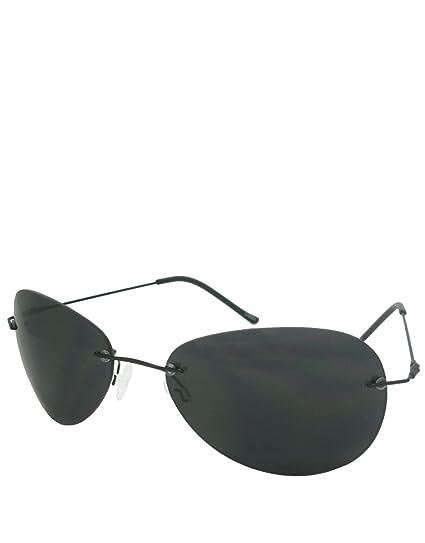 Horatio Style Gafas, Sin montura / Lentes ahumadas